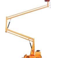 14米曲臂升降机 鄂州市电动液压升降机