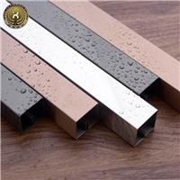 不锈钢装饰线条 装饰线条 各种异型装饰线条