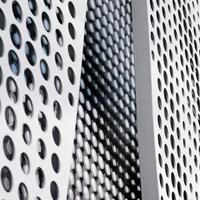 铝板冲孔-幕墙装饰冲孔铝单板