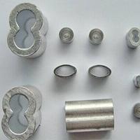 鋁套圓柱形鋁套 8字形鋁套 橢圓形鋁套