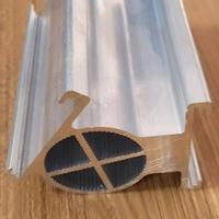 CNC精加工角铝开模铝型材