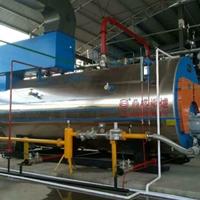 10吨卧式燃气蒸汽锅炉 15吨燃气锅炉