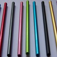 直销6082氧化铝管 彩色空心铝管 批量优惠