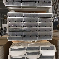 大截面5G散热器铝型材生产厂家