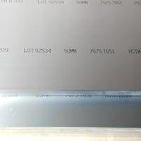 硬质7075厚铝板 7075航空用铝板 专业生产
