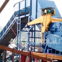 鑫悅1300型彩鋼瓦破碎機提高設備環保性能