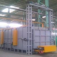 供应高温台车淬火炉 全纤维结构台车炉