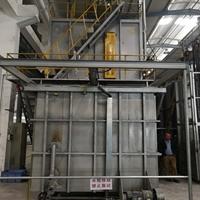 立式高架型铝合金淬火炉 T6热处理设备