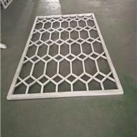 中式仿古木纹铝花格_艺术铝花格生产厂家