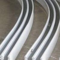 供应铝型材拉弯加工