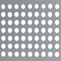烤漆冲孔铝单板_颜色图形可定制