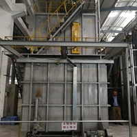西安立式铝合金T4固溶炉 T6热处理炉