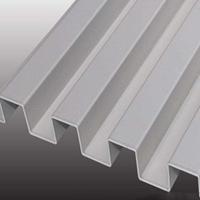 供應門頭鋁單板 凹凸長城鋁板