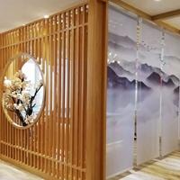 用铝花格古建幕墙装饰_给你不一样的仿古风