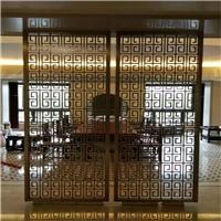 厂家定制仿木纹铝窗格_木色铝花格窗价格