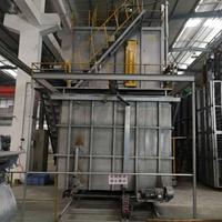 十堰铝合金T6热处理炉 铝合金T4立式炉