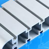 铝型材精益管D30氧化银白精加工