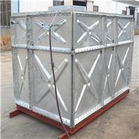 SMC玻璃钢水箱 镀锌钢板水箱生活供水设备