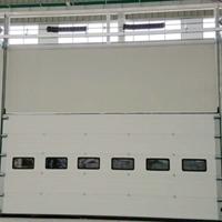喷漆房耐高温的电动提升门
