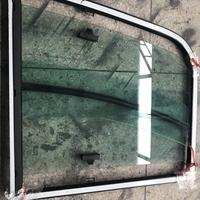 工程车推拉窗
