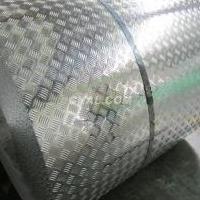 6063拉伸铝板 6063铝合金压花板