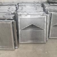 外墙镂空雕花铝单板价格__雕花铝单板厂家