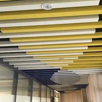U型铝方通厂家定制 铝方通天花吊顶优点