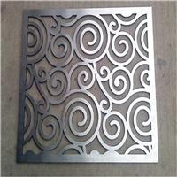 廠家供應雕刻雕花雕字(鏤空)藝術鋁單板