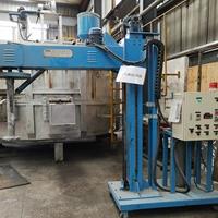 鋁液在線除氣機廠家 固定旋轉式除氣機