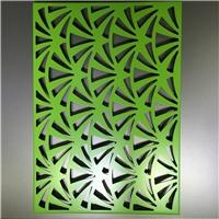 花草树木造型雕刻铝单板