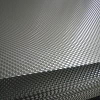 0.8mm半球纹压花铝板 汽车排气管散热铝板