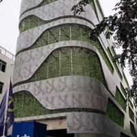 金属铝窗花雕花板产品装饰特点