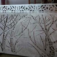 影院雕刻铝单板 幕墙镂空铝单板