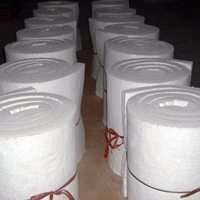 电厂用硅酸铝针刺毯