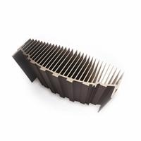 佛山铝型材散热器规格定制