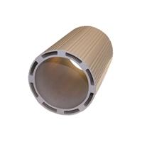 兴发铝业厂家直销6063铝合金散热器
