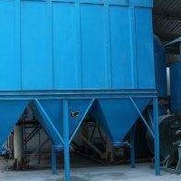 年夜型DDF袋式反吹风脉冲布袋除尘器厂家供应商