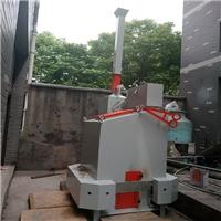 垃圾減量選用 低溫磁化熱解爐 火印技術