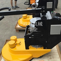 高速多功能地面研磨机 晶面处理研磨抛光机