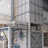 立式方形鋁合金固溶爐 鋁合金快速淬火爐