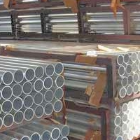 (圆盘铝管6061铝板)厚壁铝管