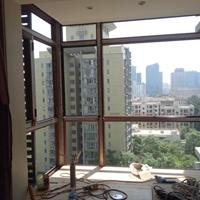 昌平龙城花园凤铝断桥铝门窗 60断桥铝