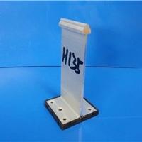 直立鎖邊固定夾鋁鎂錳板夾具金屬屋面系統