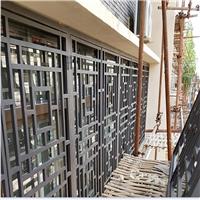 阳台护栏古式铝挂落新款元素装饰