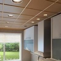 铝扣板安装  铝扣板图片 吊顶板