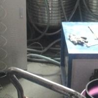 冷拔钢管加热电炉,轴承钢管加热扩口设备