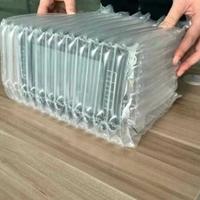 供应微波炉防摔防震袋包装气柱袋