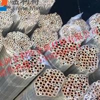供应薄壁6063铝合金管  精抽空心铝管
