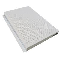 山东广汽传祺室内吊顶白色微孔镀锌钢板