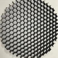 圖克思蜂窩廠家直供微孔鋁蜂窩芯